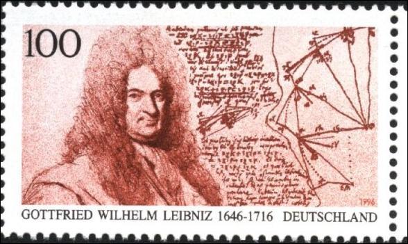 Resultado de imagen de leibniz